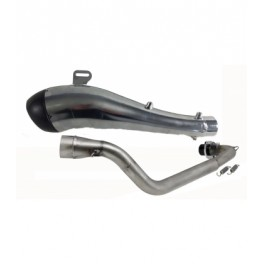 Escape Turbo Kit MIN26 carbono